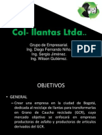 Proyecto Final Llantas