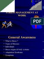PPT on Stress Management