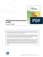 OECD Environmental Outlook to 2030