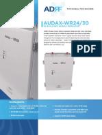 Audax-WR