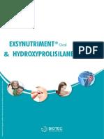 Exsynutriment-Hydroxyprolisilane