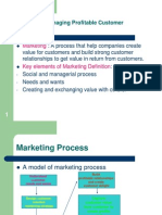 Chapter 1 Principles of Marketing
