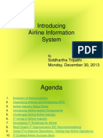 Introduction to Airline Information System4880
