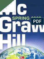 Spring 2009 - Book Catalog