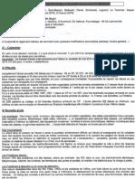 conseil d'école élémentaire nov 2013 Ecole Justin Oudin Issy les Moulineaux