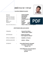 Curriculum Otto Serio