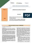 DISEÑO ORIENTACION SOCIALES- 2012-2015