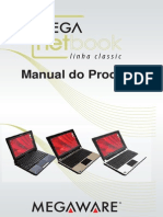 Manual Meganetbook Classic