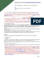 Edifici Di Civile Abitazione-testo Coordinato