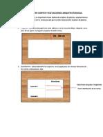 Metodo Para Hacer Cortes y Elevaciones Arquitectonicas