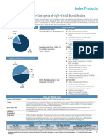 06 Pan European High-Yield Index Factsheet