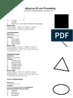 Processing tutorial basico