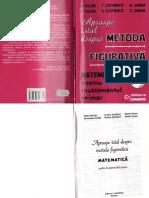 Carti - Metoda Figurativa (Matematica Pentru Invatamantul Primar )- Ed.carminis - TEKKEN