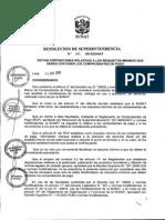 245-2013 Comprobantes de Pago