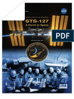 NASA Space Shuttle STS-127 Press Kit