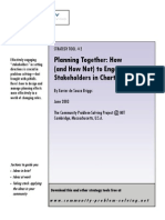 Planning Together 2003 MIT Download