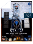 NASA Space Shuttle STS-125 Press Kit