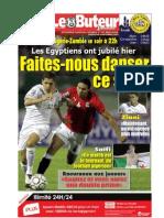 LE BUTEUR PDF du 06/09/2009