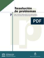 Lectura 5_Resolución de problemas