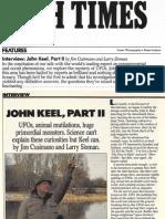 1984 John A. Keel Interview Part 2
