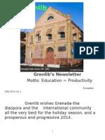 Grenlib Newsletter