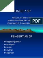 KONSEP 5P
