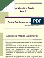 Aula 2 - Saude_suplementar - PSICOLOGIA