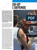 Match Up Zone Defense - Basketball