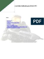 Montar Servidor Dedicado Para Halo CE Tutorial 2