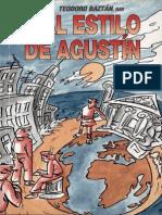 Baztan, Teodoro - Al Estilo de Agustin
