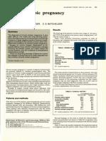 1.8 Chronic Ectopic Pregnancy.a Survey of 54 Cases, n.b.levy, s.b.goldberger, c.s.batchelder