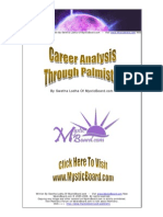 Career Analysis Through Palmistry