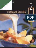 Carbajal Angeles Y Pinto Jose - Nutricion Y Salud 2 - El Desayuno Saludable