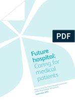 Future Hospital Commission Report