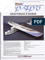 Manual Eep Fpv