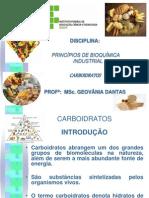 carboidratos - alunos