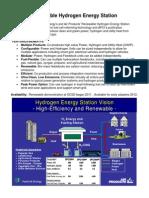 Www.fuelcellenergy.com Renewable Hydrogen Energy Station