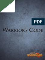 m3640318a Warriors Code V1.3