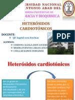 Espo de Heterosidos Cardiotonico