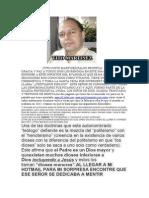 Tito Martinez-falso Profeta