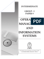 Operation Management FULL Without Cutting Mark