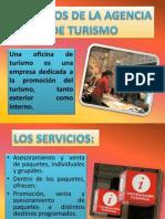 Servicio de Agencia de Turismo