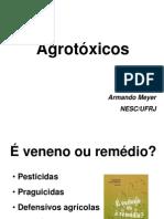 agrotóxicos - medicina