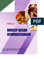 0206101221buku 3 Modul 2 Konsep Dasar Kewirausahaan