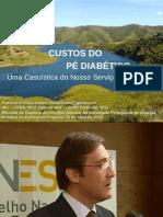 Custos do Pé Diabético no Serviço de Cirurgia Geral do Hospital do Barlavento Algarvio