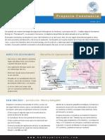 HudBayMinerals Proyecto Constancia