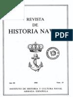 Revista de Historia Naval Nº10. Año 1985