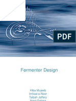 Design of Fermenter (1)(1)