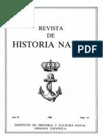 Revista de Historia Naval Nº13. Año 1986