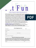 Fit Fun Flyer Winter 2014